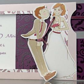 Invitatie de nunta 34932