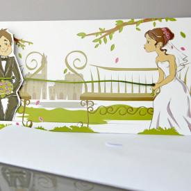 Invitatie de nunta 34937