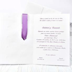 Invitatie de nunta 39101