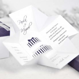 Invitatie de nunta cutie