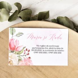 Invitatie de nunta ECO 39777