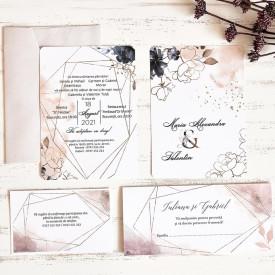 Invitatie de nunta ECO 39787