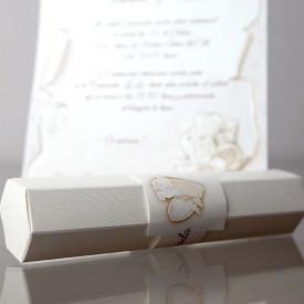 Invitatie de nunta papirus 34953