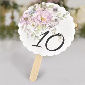 Numar de masa nunta