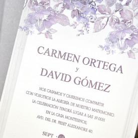 Invitatie de nunta 39320