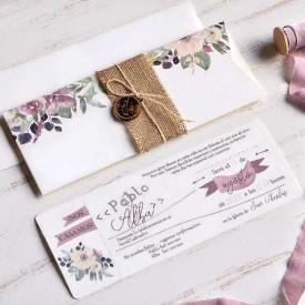 Invitatie de nunta 39805