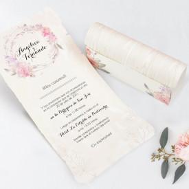 Invitatie de nunta papirus 39712