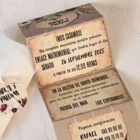 Invitatie de nunta 39800