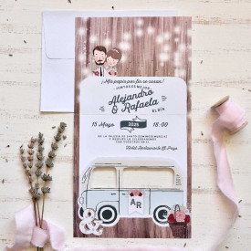 Invitatie de nunta 39807