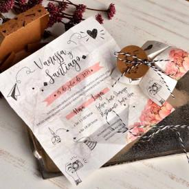 Invitatie de nunta 39824