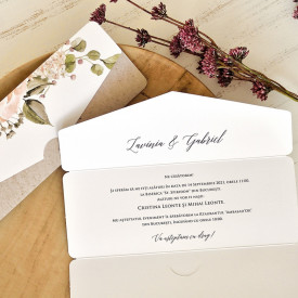Invitatie de nunta ECO 39762