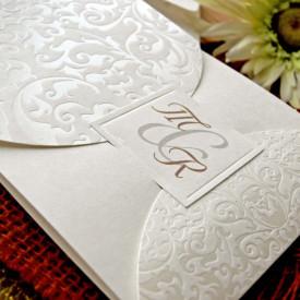 Invitatie de nunta eleganta 32720