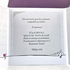Invitatie de nunta 35641