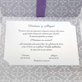 Invitatie de nunta 39113