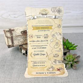 Invitatie de nunta 39308