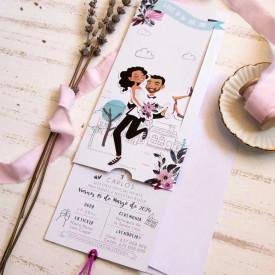 Invitatie de nunta 39816