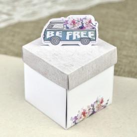 Invitatie de nunta cutie masina 39628