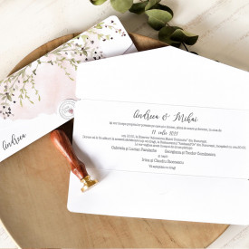 Invitatie de nunta ECO 39760