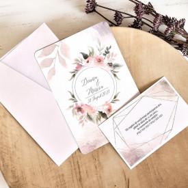 Invitatie de nunta ECO 39788