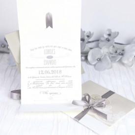 Invitatie de nunta eleganta 39204