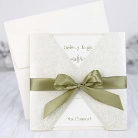 Invitatie de nunta eleganta 39221