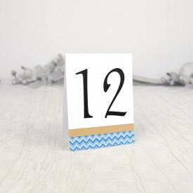 Numar de masa botez 1511