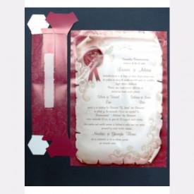 Invitatie de nunta 32428