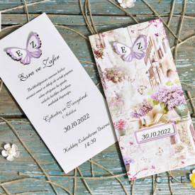 Invitatie de nunta 70269
