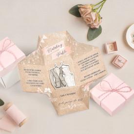 Invitatie de nunta cutie 39720