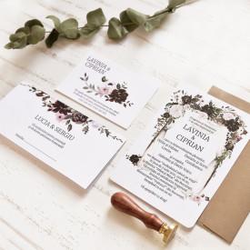 Invitatie de nunta ECO 39780