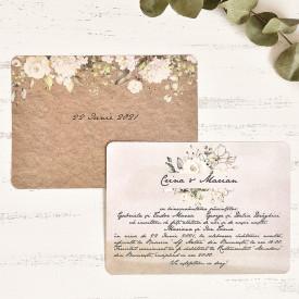 Invitatie de nunta ECO 39782