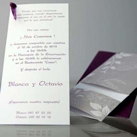 Invitatie de nunta 34906