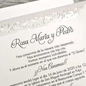 Invitatie de nunta 39617