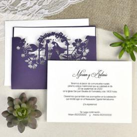 Invitatie de nunta 39625
