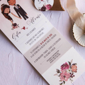 Invitatie de nunta 39801