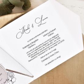 Invitatie de nunta ECO 39772