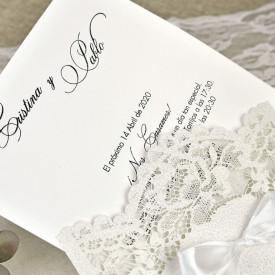 Invitatie de nunta eleganta 39621
