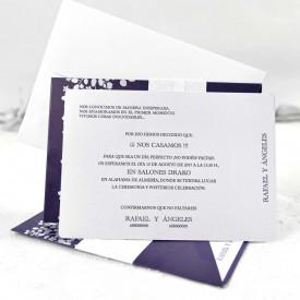 Invitatie de nunta 39111