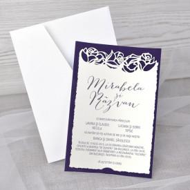 Invitatie de nunta 39348