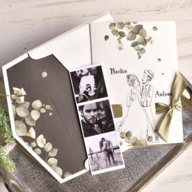 Invitatie de nunta 39811