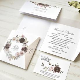 Invitatie de nunta ECO 39774