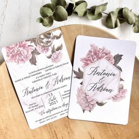 Invitatie de nunta ECO 39783