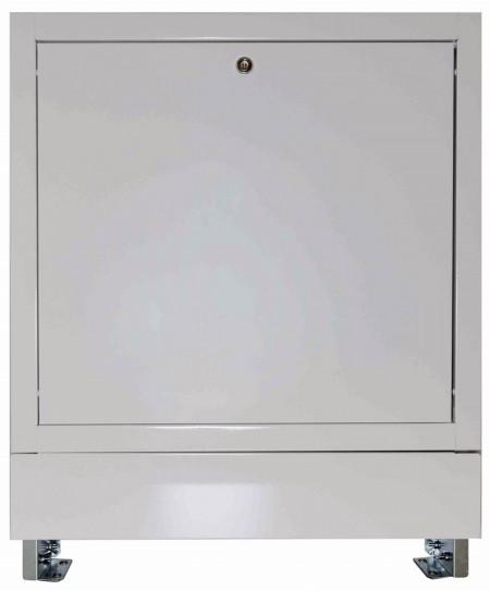 Poze Cutie din tablă de oţel galvanizat pentru montajul distribuitoarelor lăţime 1050 mm cod 1 9412 17