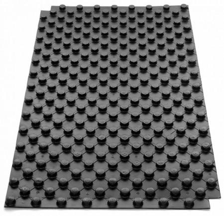 Poze Placa termoizolanta cu nuturi pentru incalzire in pardoseala, COMBITOP ND20 (EPS 150)