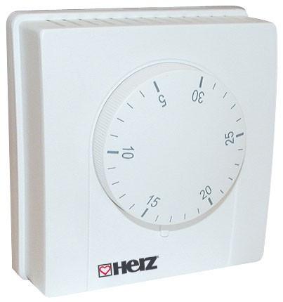 Poze Termostat mecanic Herz, fără timer