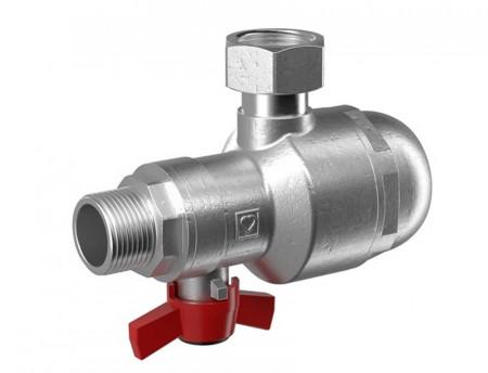 Poze Filtru magnetic Herz pentru montaj sub centrala termică murală, DN 20 cod 1 1125 02