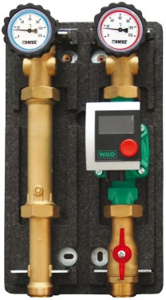 Poze Grup pompare PUMPFIX DIREKT echipat cu pompa de inalta eficienta Stratos PICO DN 32 1 4514 22