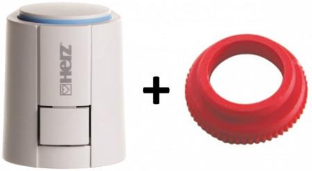 Termomotorul HERZ reglare în 2 puncte,NC, 230 V, rac,filetat M28 x 1,5 1 7708 67
