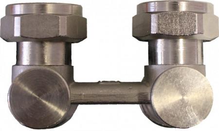 Poze Piesa de legatură Herz 3000 (pentru radiatoarele Vogel&Noot), model colțar, cod 1 3766 41