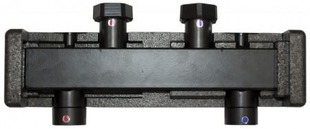 Poze Preselectorul hidraulic (butelie de egalizare) Herz PUMPFIX DN25 cod 1 4513 53
